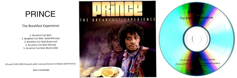 Prince Pussy Control Album